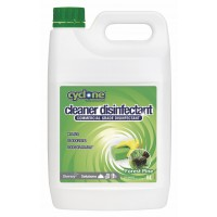 CYCLONE Cleaner Disinfectant Commercial Grade Disinfectant 2x5L