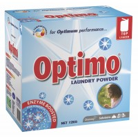 OPTIMO™ TOP LOADER LAUNDRY POWDER BOX 12KG
