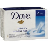 DOVE Beauty Bar 6x4PKx100G