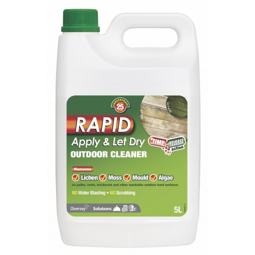 Rapid Apply and Let Dry 2x5L