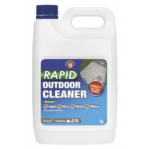 Rapid Outdoor Cleaner 2x5L